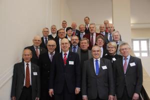 Besuchergruppe der Clausewitz-Gesellschaft e.V.Foto_Besuch Clausewitz-Gesellschaft BAMF 1
