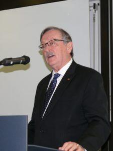 Prof. James D. Bindenagel
