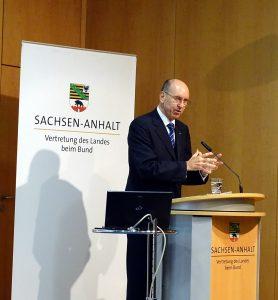 Thematische Einführung durch Kurt Herrmann